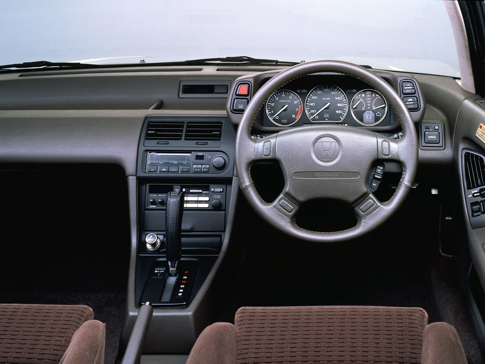 Front Panel Honda Prelude Inx Si Ba5 1989 91 Honda Prelude Honda Prelude