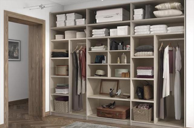Armario box propuesta de soluci n a medida vestidor - Estantes para armarios empotrados ...