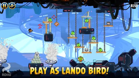 angry birds star wars este disponibil gratuit in app store - Angry Birds Gratuit