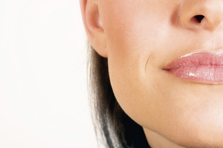 how to get rid of jowls with makeup
