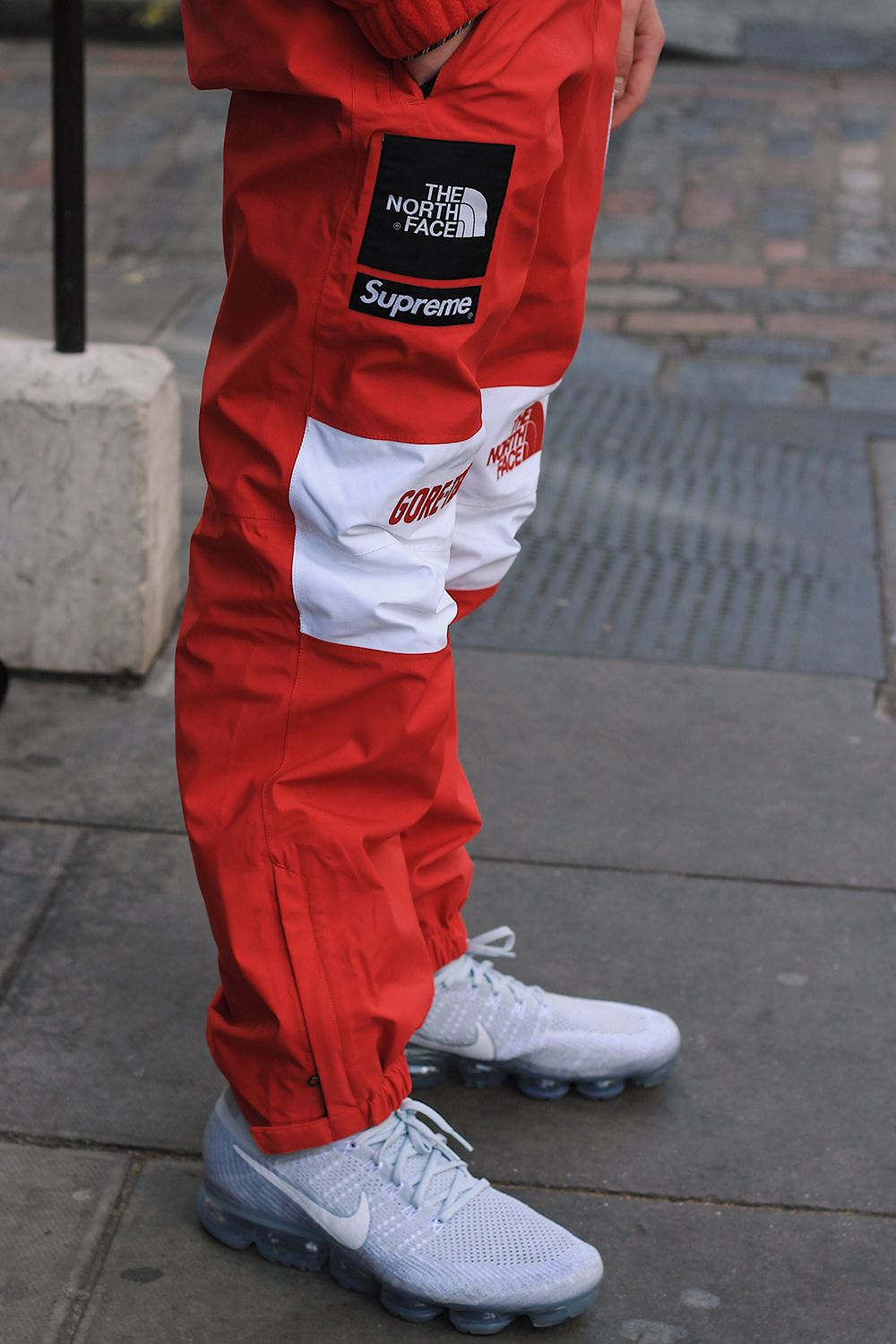 8df10cdc66f Highlights From the Supreme x The North Face Drop in London | Pants ...