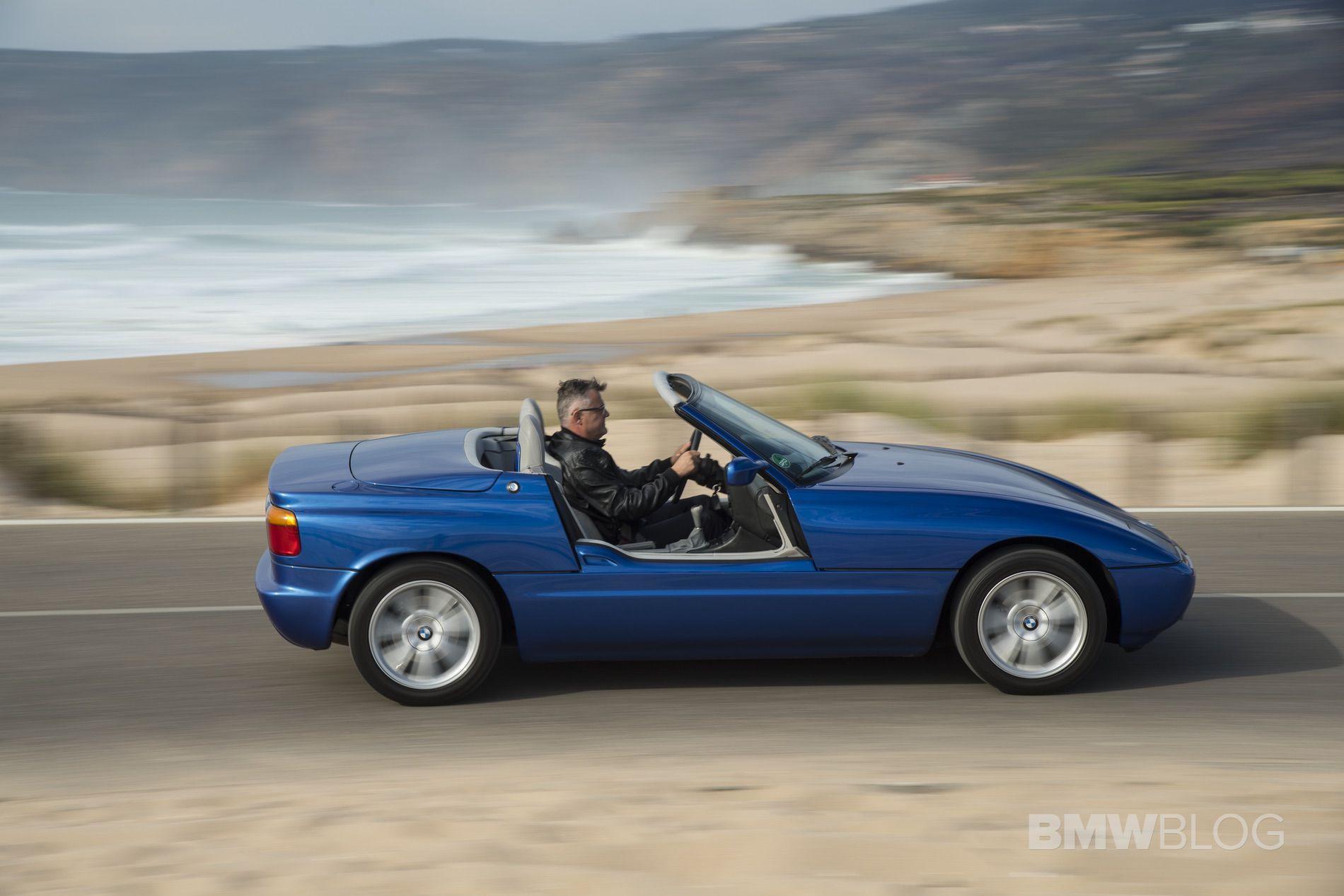 Bmw Z1 The Origin Of The Modern Day Bmw Roadster Family Bmw Z1 Bmw Bmw Cars