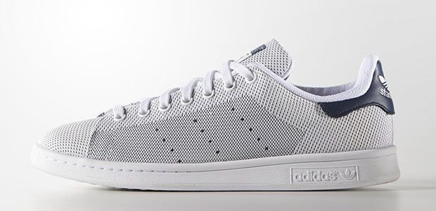 Adidas Originals Stan Smith / Superstar en tissu Weave ...