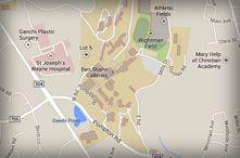william paterson university campus map Campus Maps Campus Map William Paterson University University william paterson university campus map