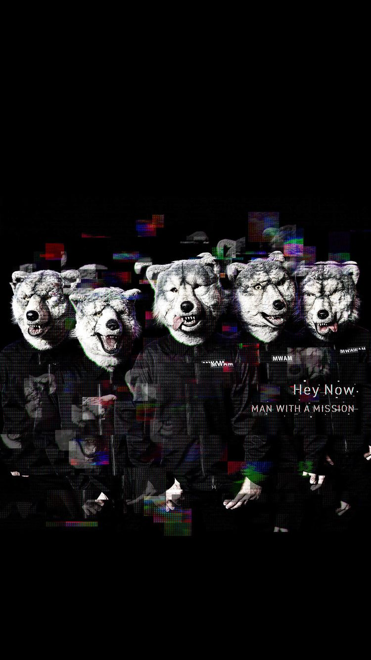 Man With A Mission マンウィズ 05 無料高画質iphone壁紙