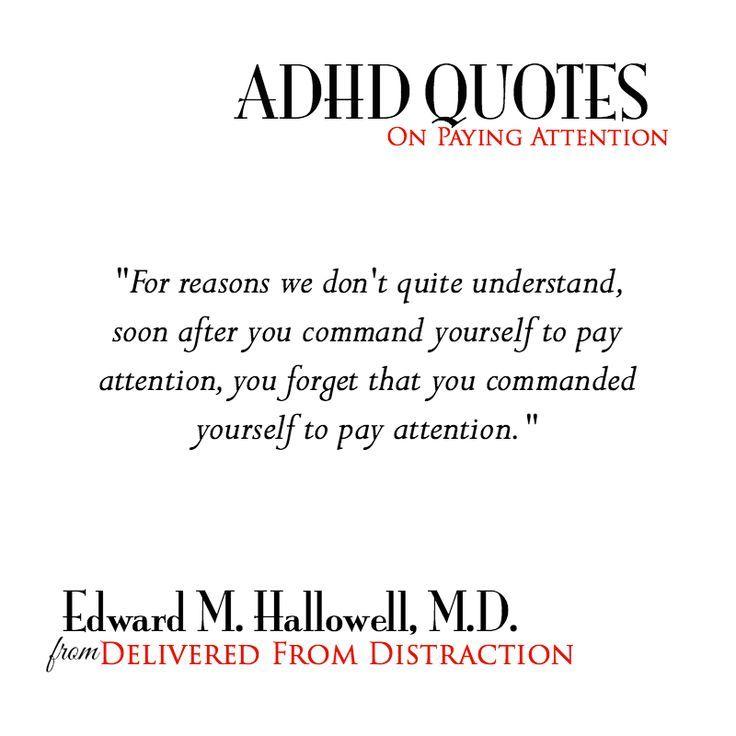 Pin on ADHD Humor