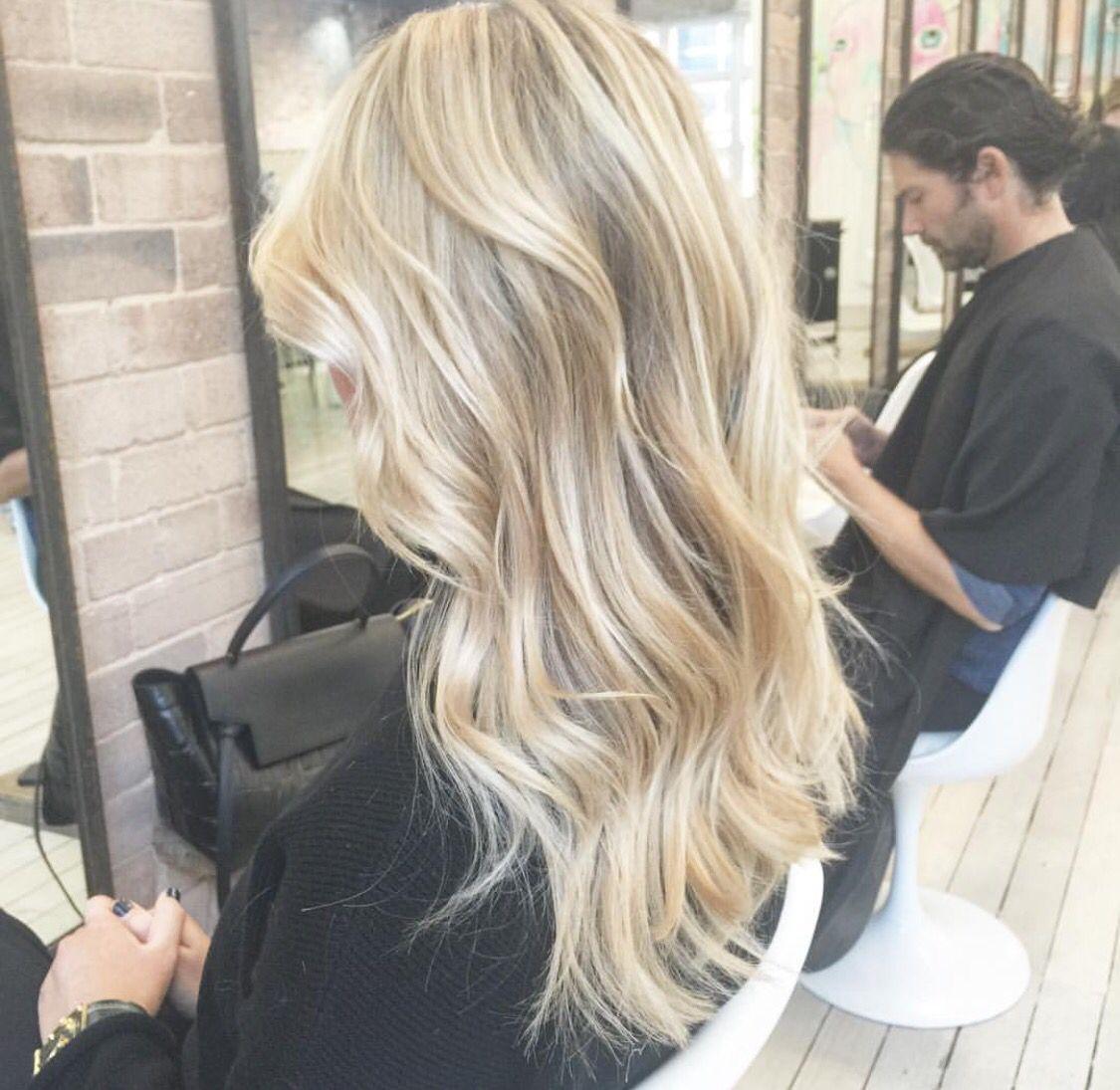 Love This Blonde Neutral Blonde Hair Balayage Hair Neutral Blonde