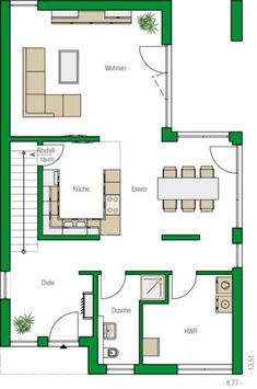 HELMA Stadtvilla Alicante Haus grundriss, Helma haus und