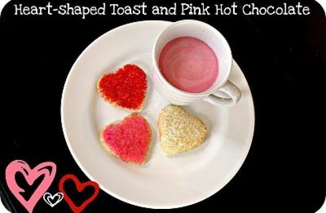 Valentines After School Snack!