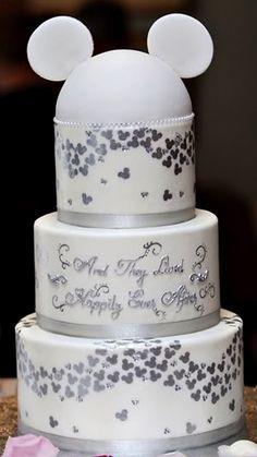 Mickey Mouse Wedding On Pinterest Disney Wedding Invitations Disney Wedding Cake Mickey And Minnie Wedding Disney Wedding Theme