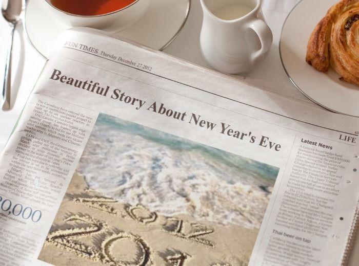 New Year\'s Eve Inspirational story   Inspiring Stories   Pinterest ...