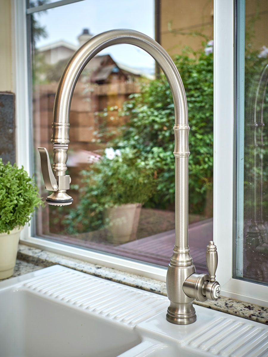 A Kitchen Faucet Roundup | Faucet, Kitchen faucets and Traditional