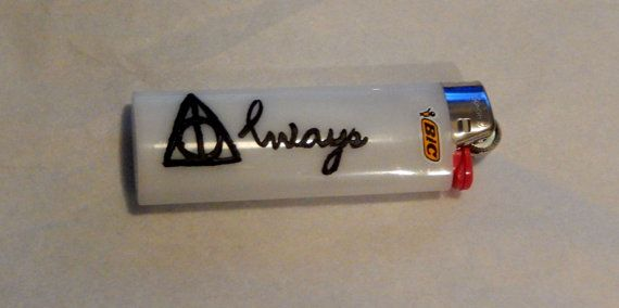 Harry Potter Deathly Hallows Symbol Always By Arcanearchetype Fire