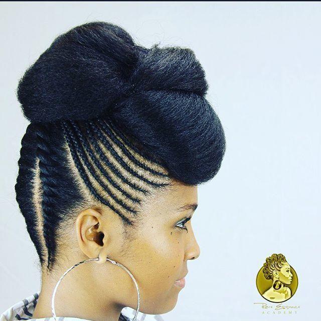 Courses   Flat Twist Styles   Pinterest   Natural hair wedding ...