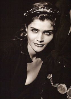 Helena by Peter Lindbergh