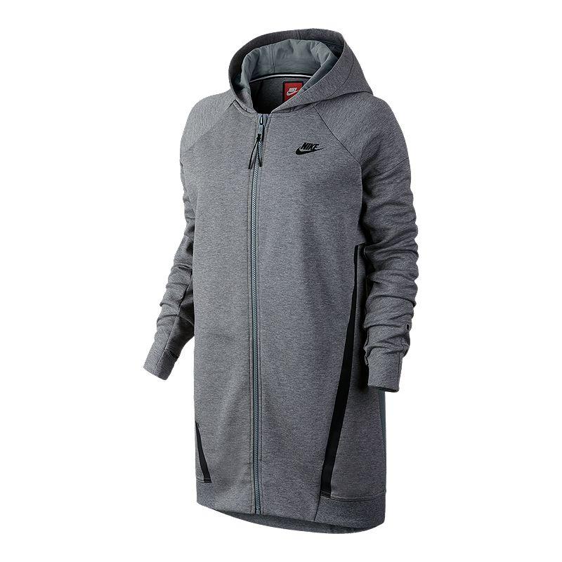 Nike Sportswear Tech Fleece Cocoon Mesh Women's Jacket