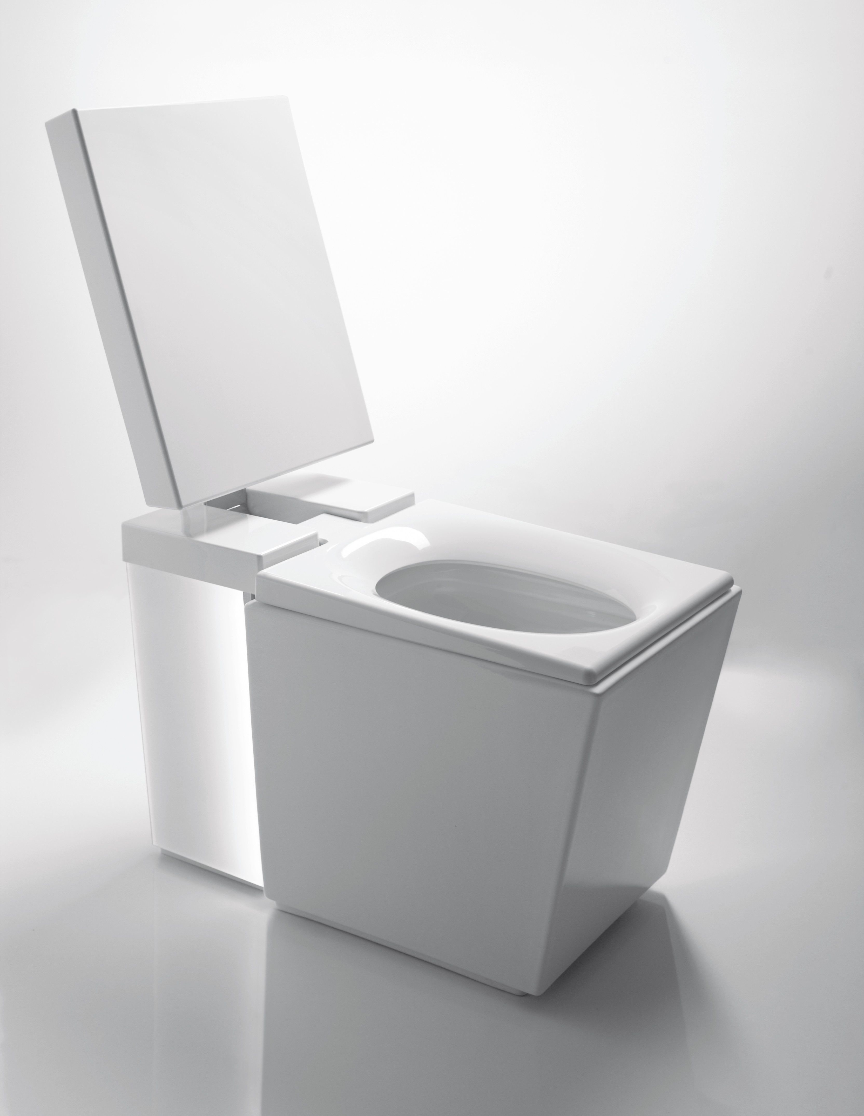 The Bathroom of the Future | Toilet, Remote and Sprays
