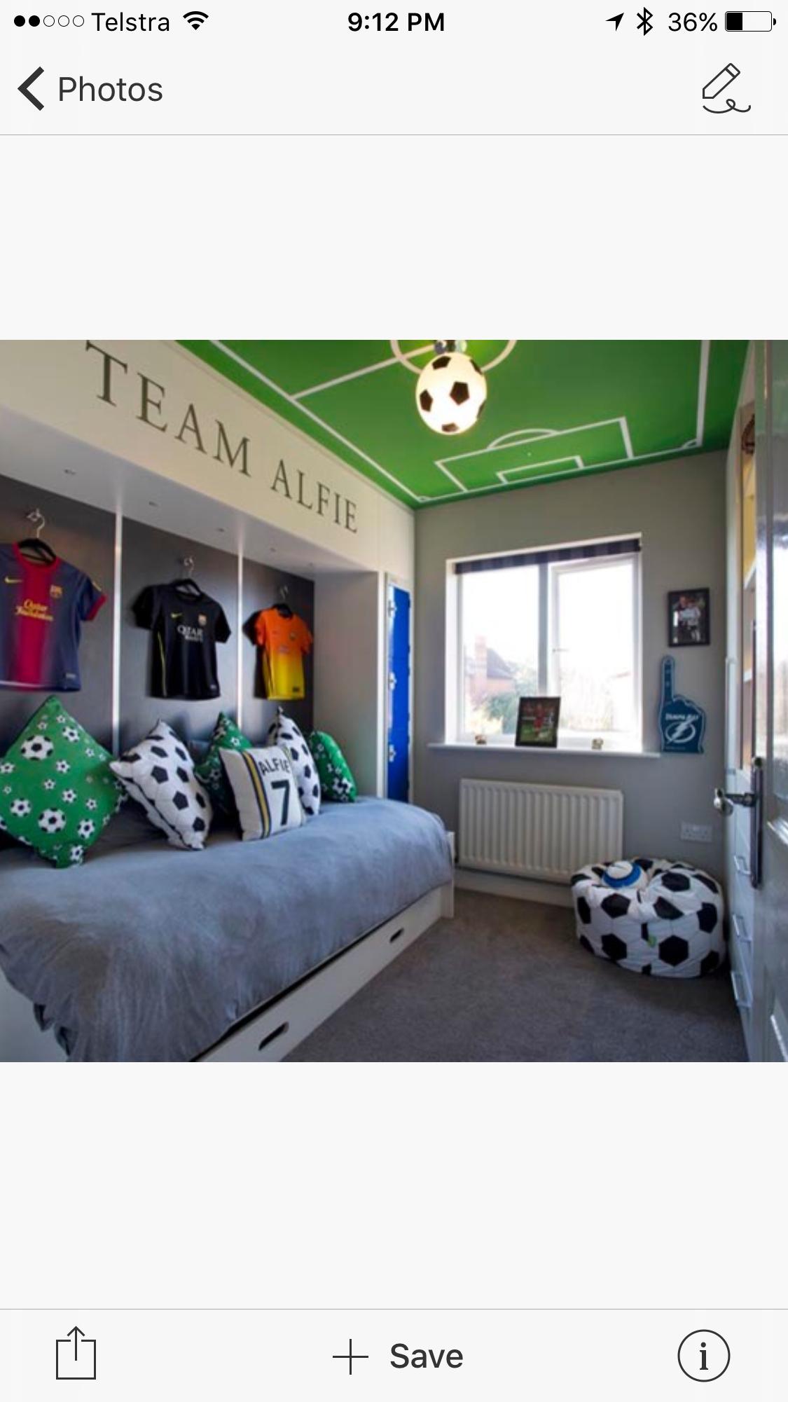 Pin von Crystal Manning auf soccer room | Pinterest