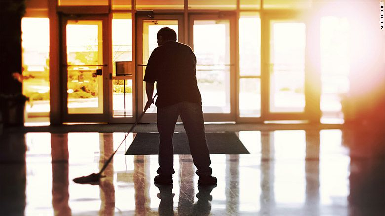 Trump Administration Allows States To Make Medicaid Recipients Work Janitorial Services Medicaid Janitorial