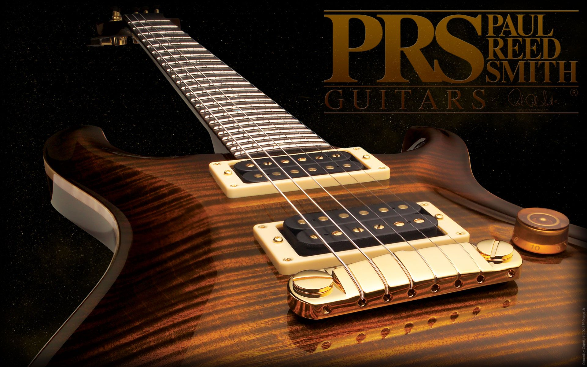 Prs Poster Private Stock 975 Music Instruments