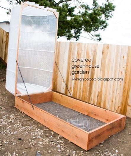 Diy Serre De Jardin Recup A Fabriquer Pour Cultiver Des L Gumes En Toute Saison Cette Page