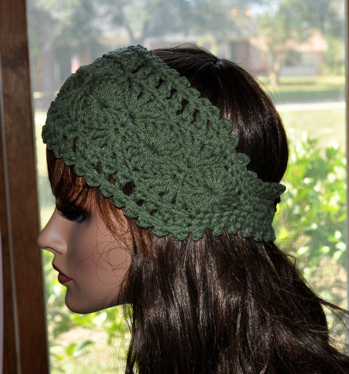 Free Crochet Ear Warmer Pattern With Button Closure Magnificent Inspiration Ideas