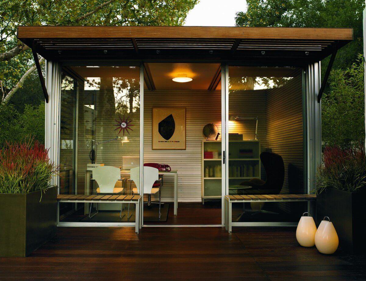 10 Tiny Home Designs Exteriors Interiors Photos Outdoor Officebackyard