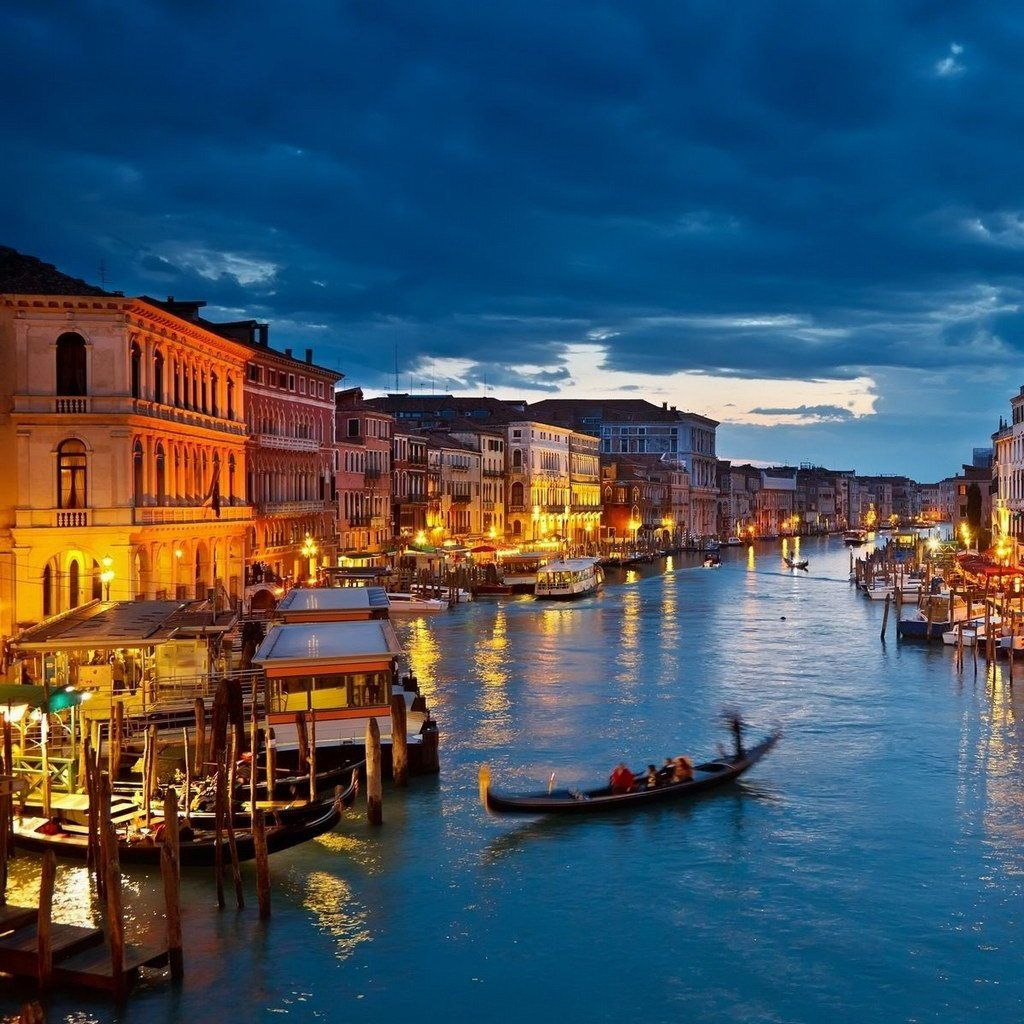 Italy Beautiful Places: Would Love To Visit Venice Italy - So Beautiful