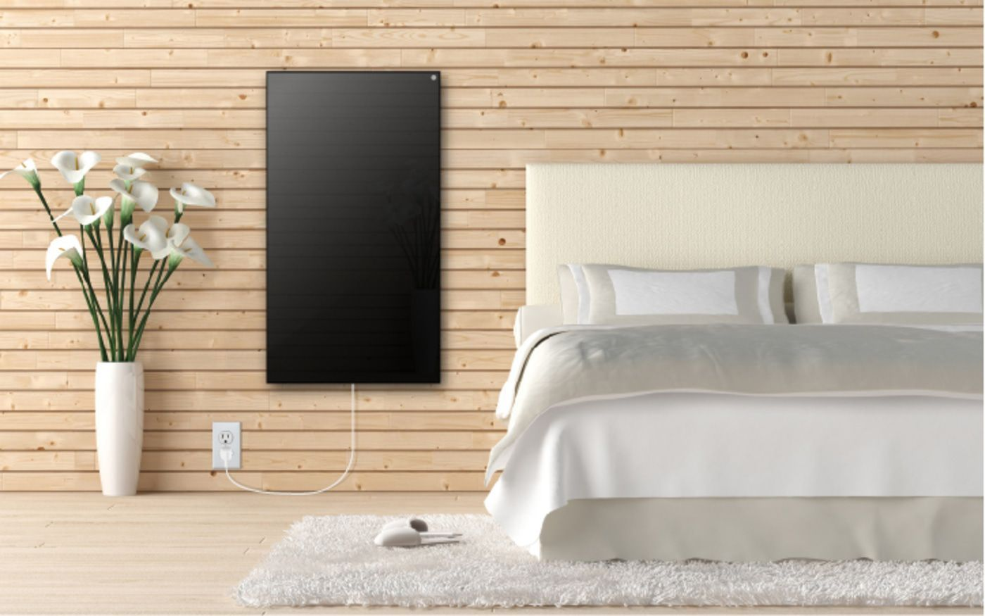 Electric Wall Heaters Radiant Heating Panels Infrared Heating