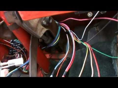 how to install a wiring harness in a 1967 to 1972 chevy truck part 1 | 72 chevy  truck, chevy trucks, chevy c10  pinterest