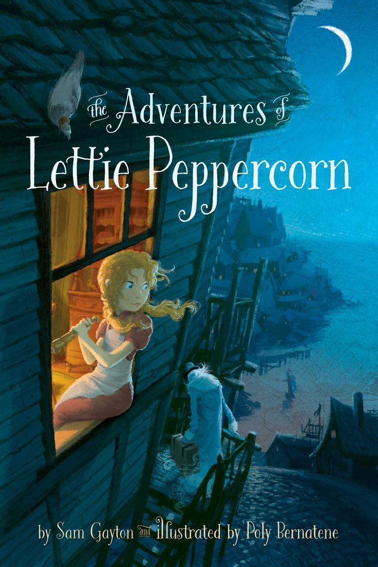 The Adventures of Lettie Peppercorn - illustrated by Poly ...