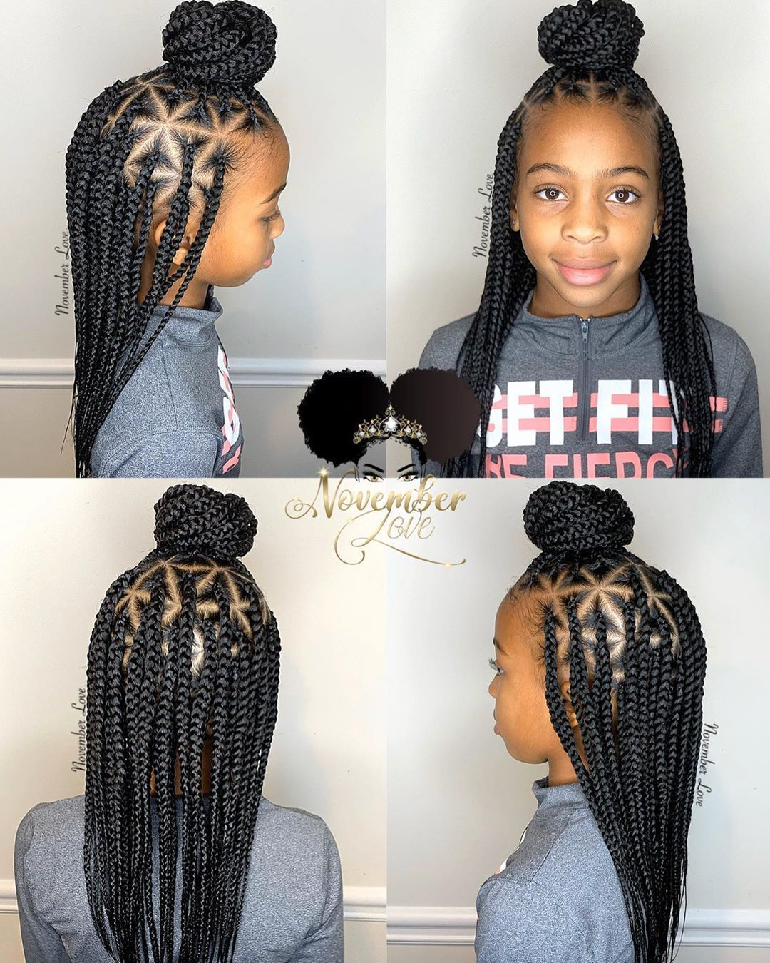 Braids For Kids 100 Back To School Braided Hairstyles For Kids In 2020 Braids For Kids Kids Braided Hairstyles Kids Hairstyles Girls
