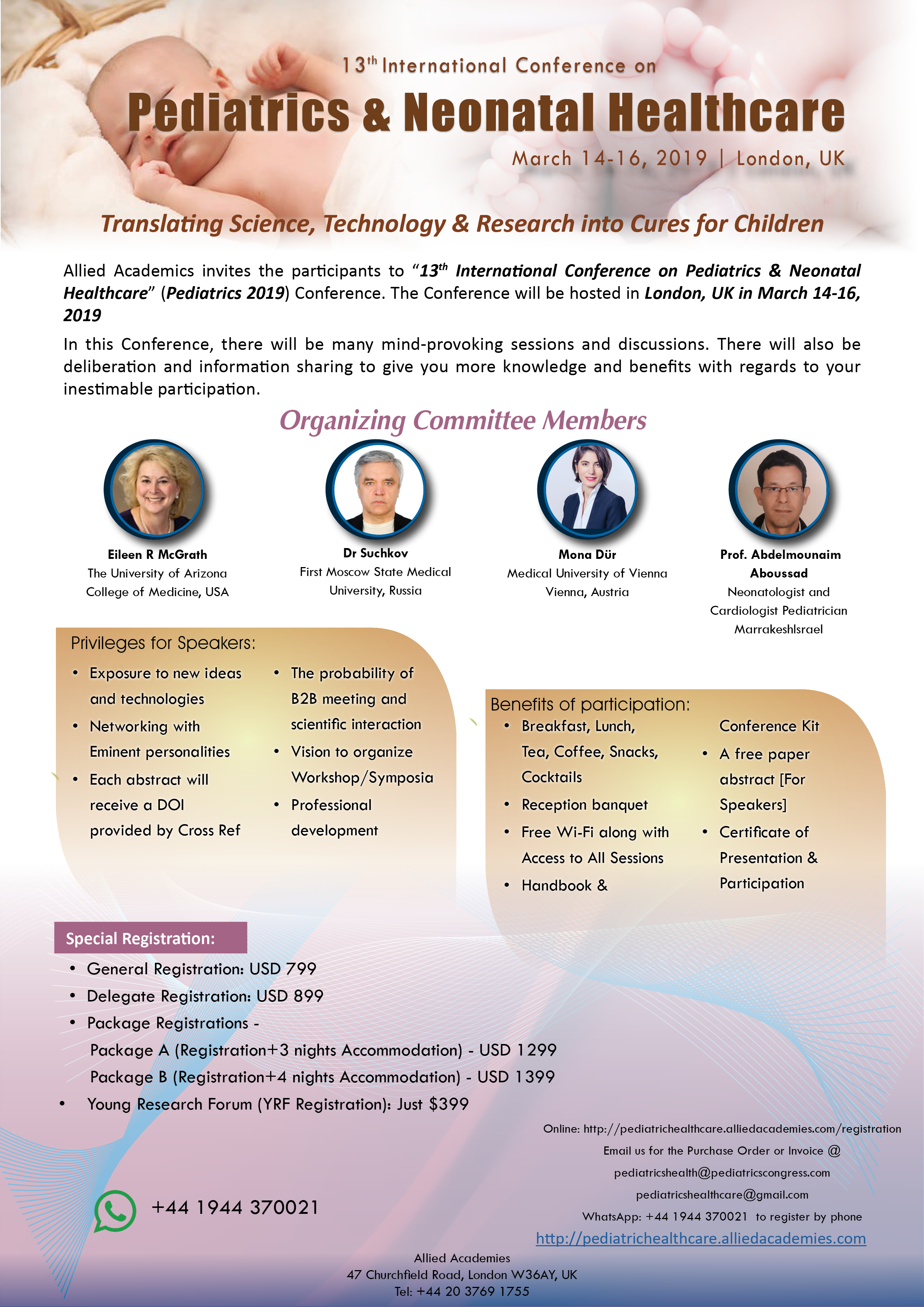 Pin by Pediatrics on London, UK | Medical conferences