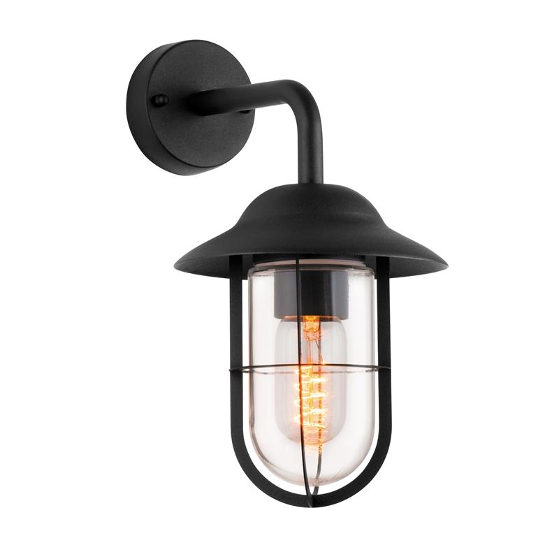 Verve Design Ashton Wall Light Wall Lights Glass Diffuser Outside Lighting Ideas