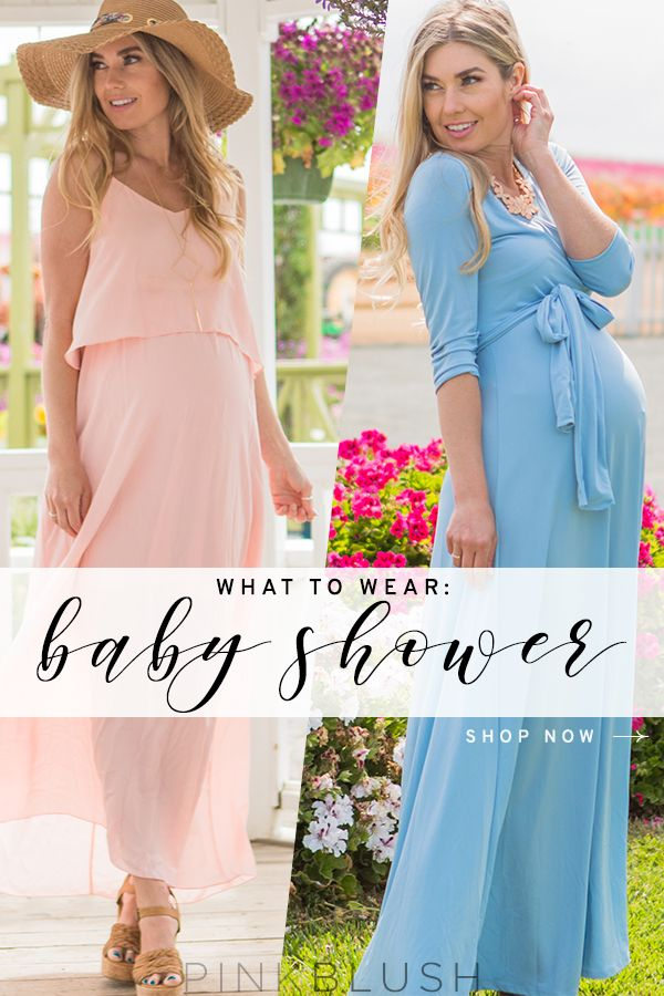 Shop Cute And Trendy Dresses For Your Baby Shower! Maternity ...