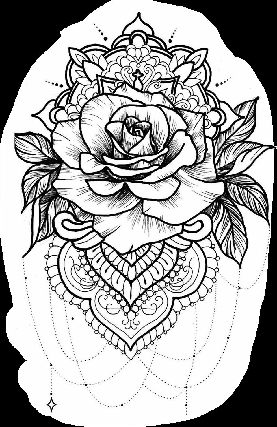 Tattoo Sketch Rose Tattoo Ideen Tattoo Ideen Tatowierungen