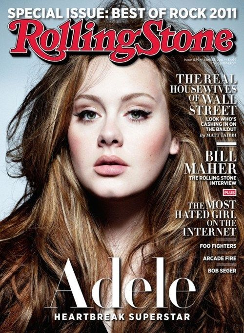 Yes I do love Adele! Here's a great video! http://www.youtube.com/watch?v=rYEDA3JcQqw