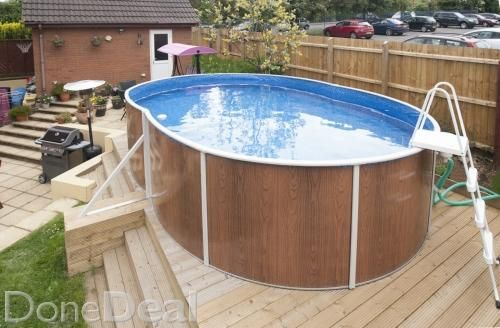 New Swimming Pool Kit For Sale In Dublin On Donedeal Swimming Pool Kits Swimming Pools Pool Kits