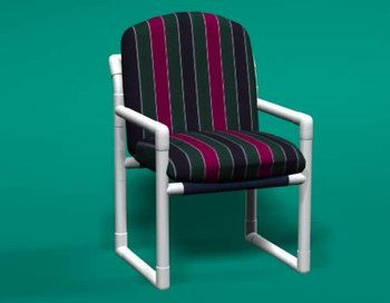 Modern Style Pvc Patio Furniture