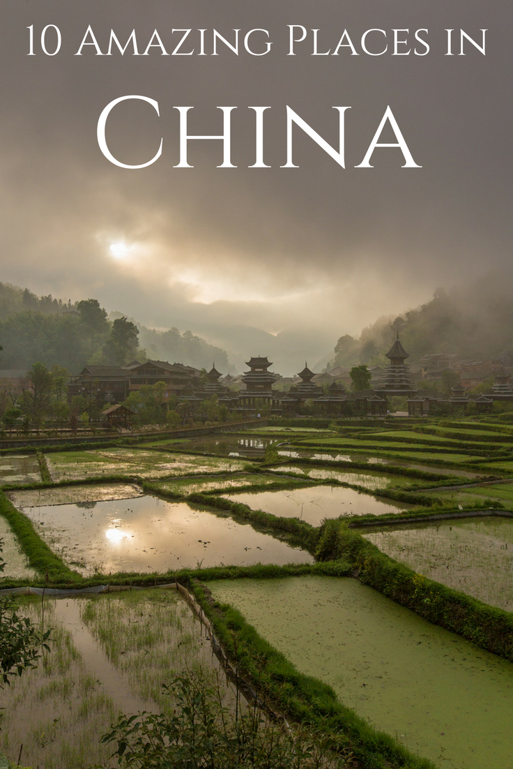 China: Traveling Deeper into Guizhou and Guangxi #favoriteplaces