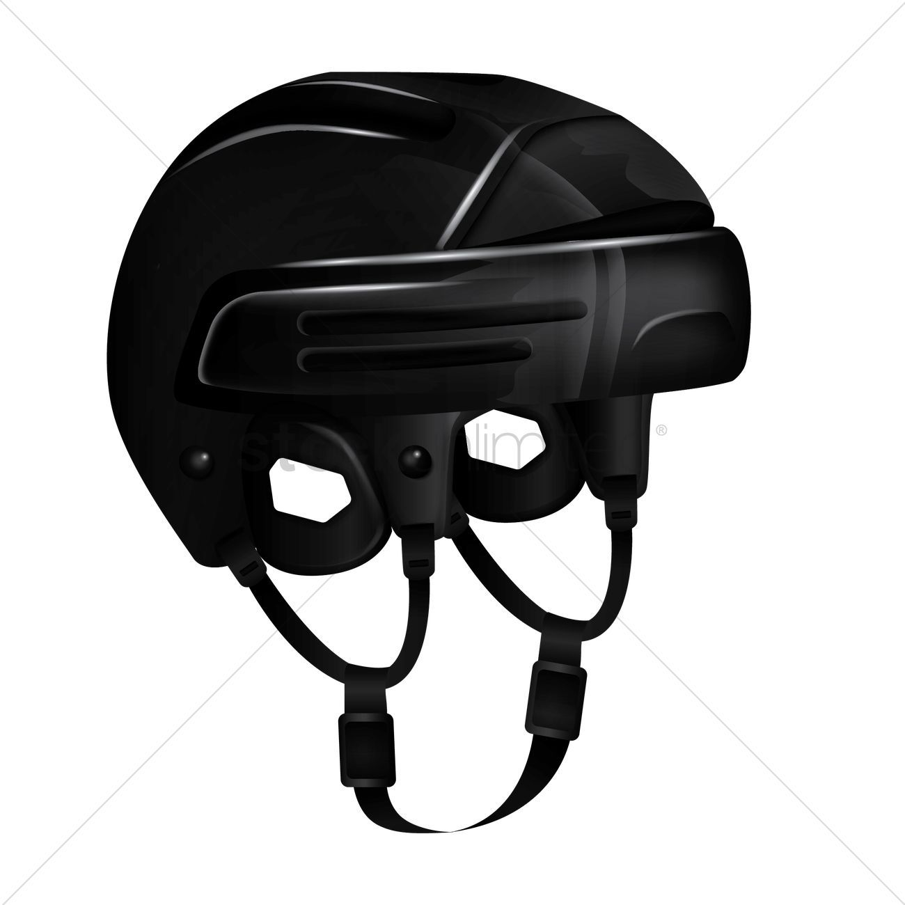 Bicycle Helmet Vector Illustration Ad Helmet Bicycle