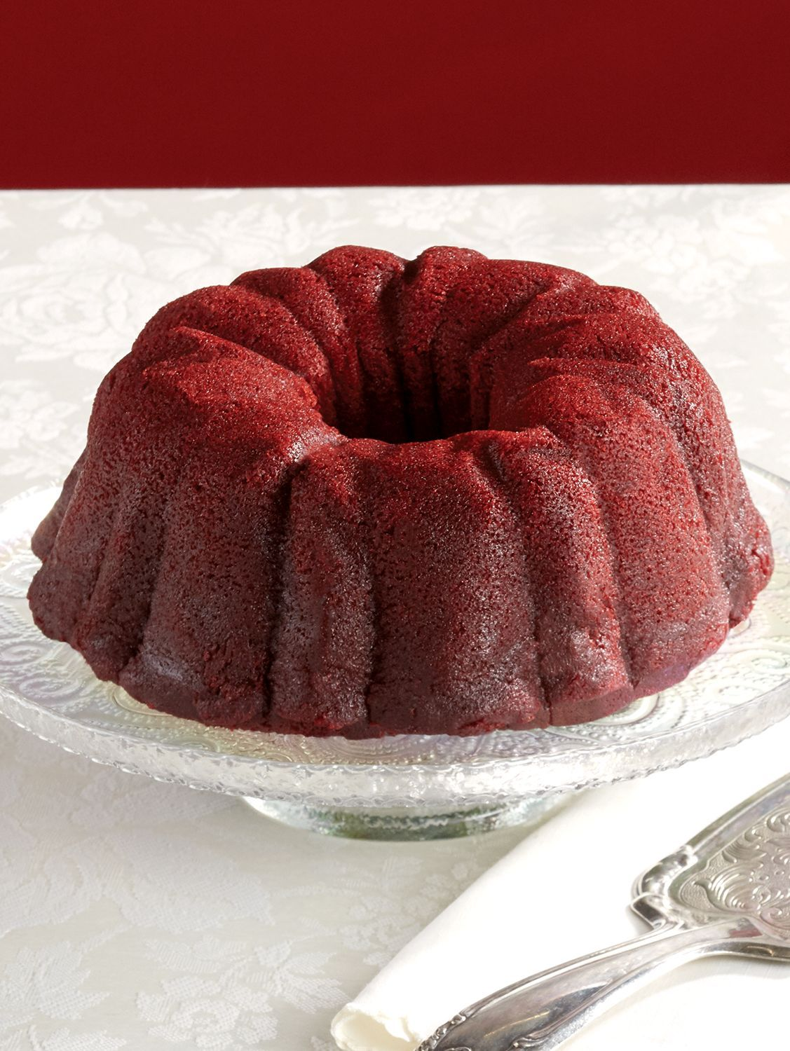 Our Delicious Red Velvet Cake Made With Genuine Jamaican Rum Serve Up A Tradition With A Kick Bowl Cake Cake Toppings Rum Cake