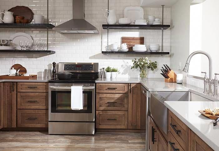 Low Cost Small Kitchen Remodel Ideas #lowcostremodeling ...