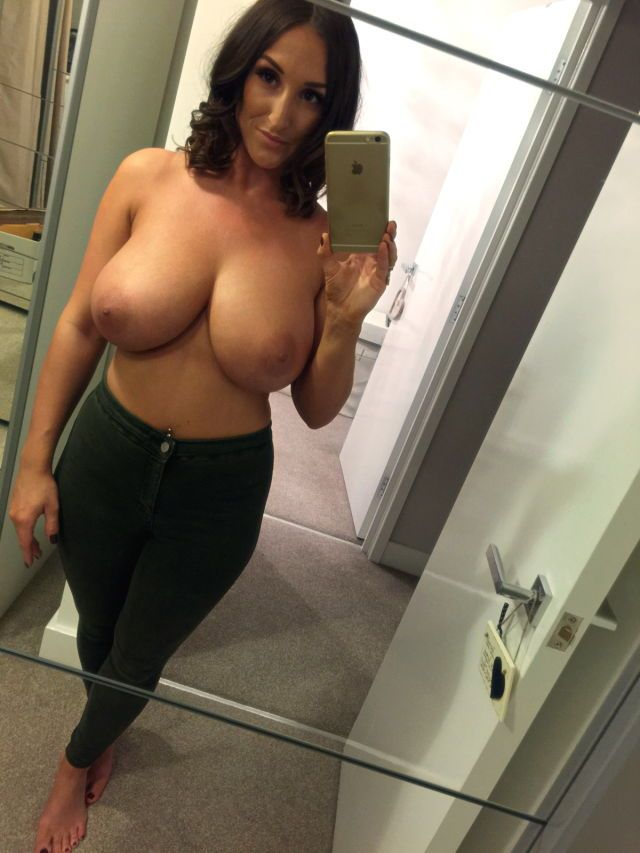 Pin by bigguy on Selfie | Pinterest | Big, Bigger breast ...