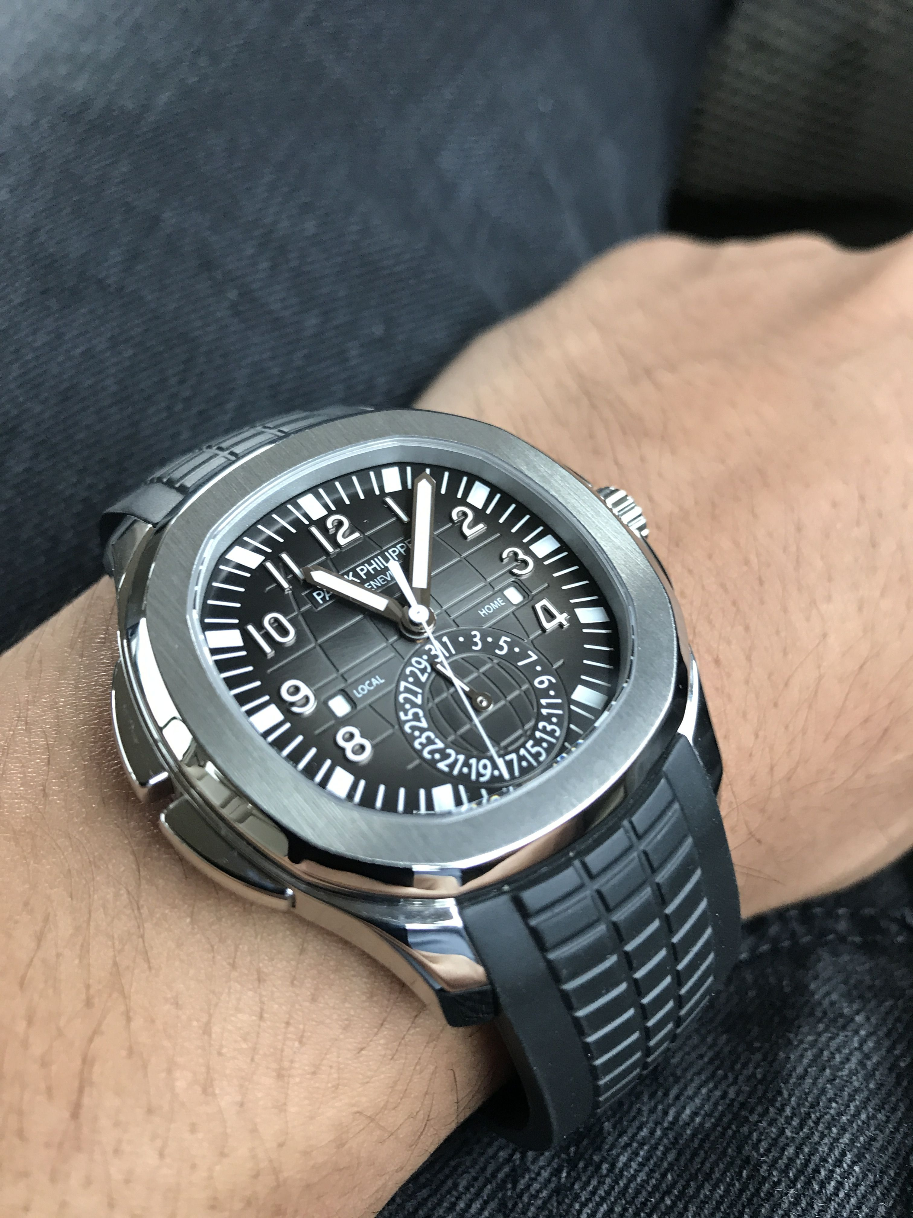 My Beloved Patek 5164 Travel Time Luxury Watches For Men Patek Watches Expensive Watches