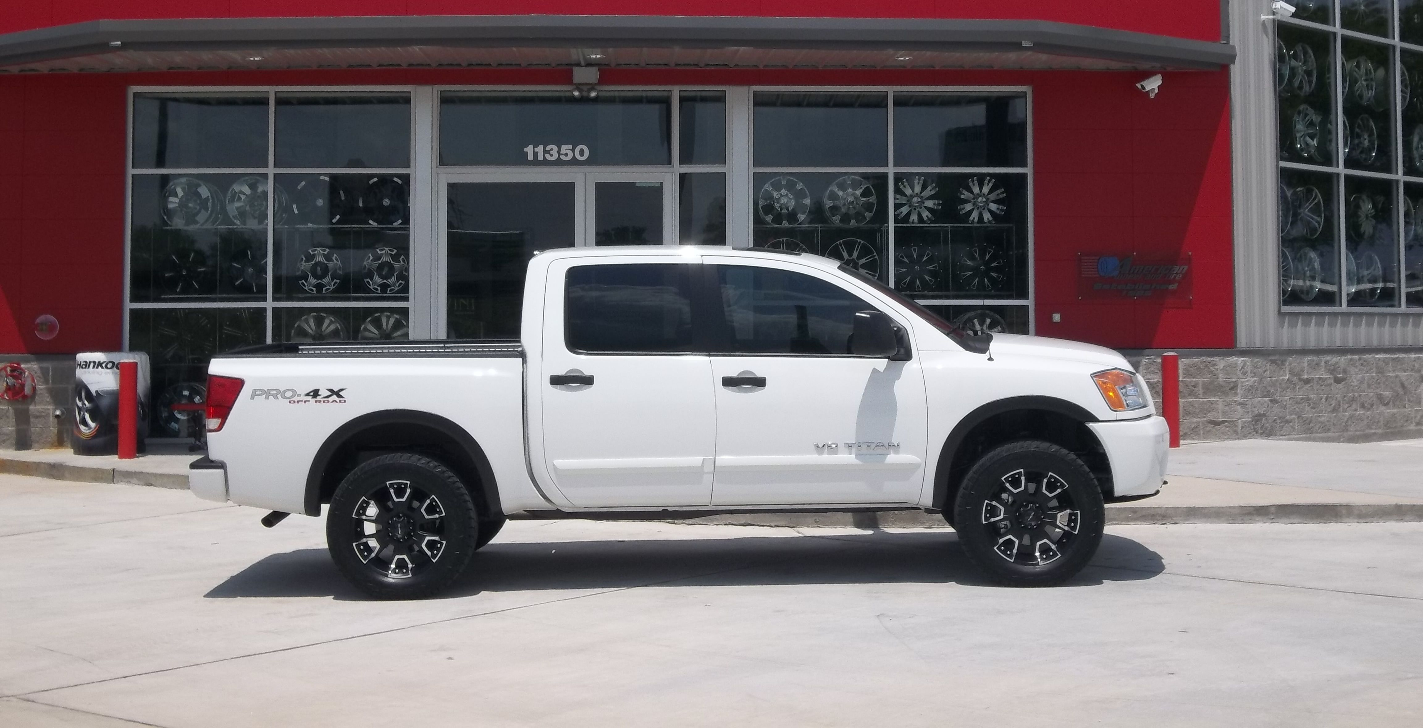 Nissan titan pro 4x find the classic rims of your dreams www nissan titan pro 4x find the classic rims of your dreams allcarwheels vanachro Choice Image