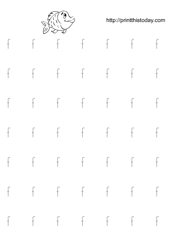 ftracing.png (612×792) | Alphabets | Pinterest