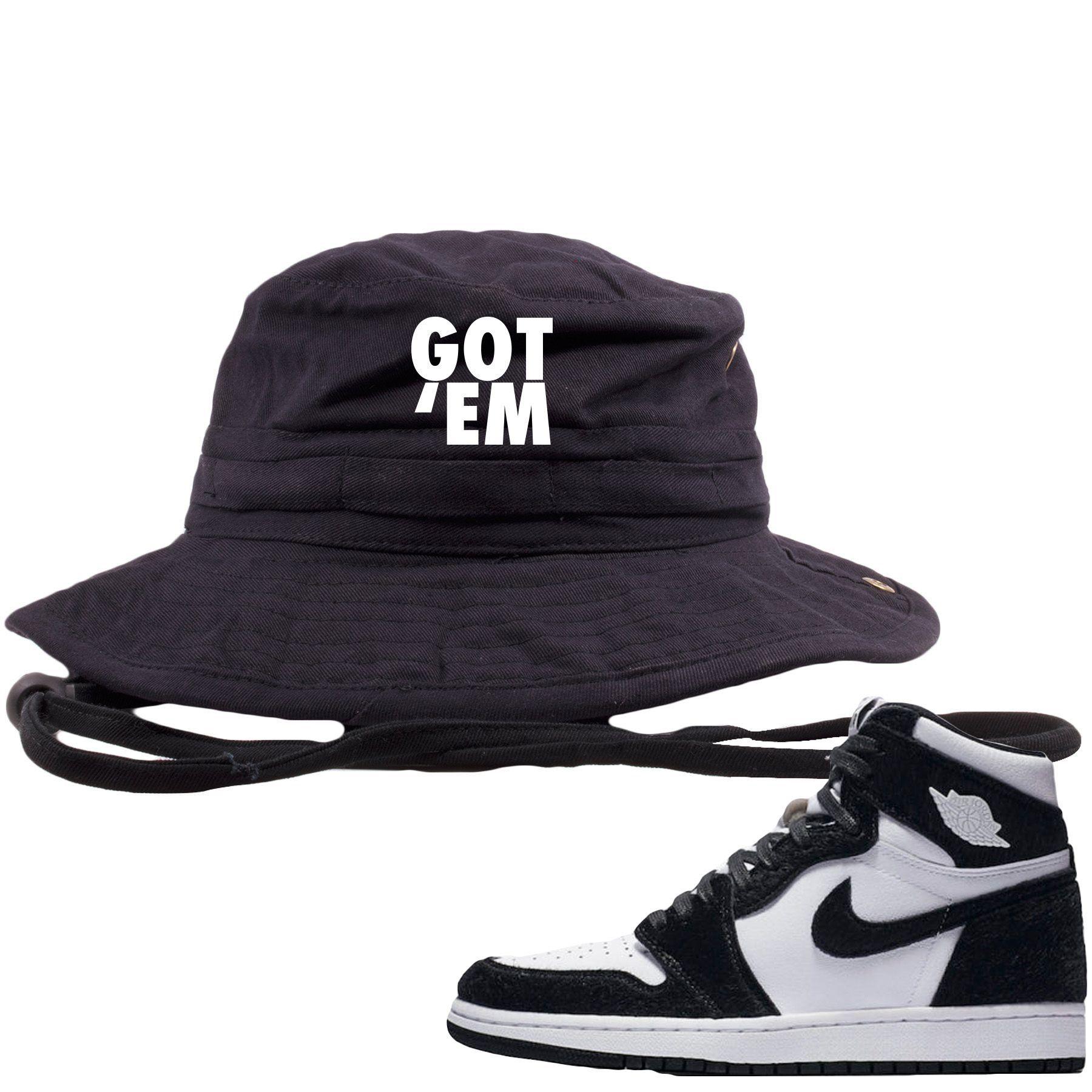 Jordan 1 Retro High OG WMNS Panda Sneaker Hook Up Got Em