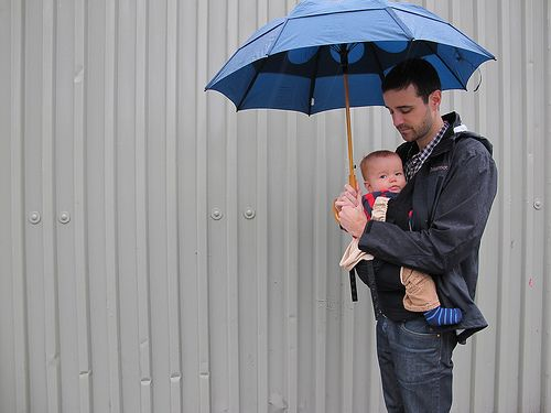 Baby Care in Monsoons