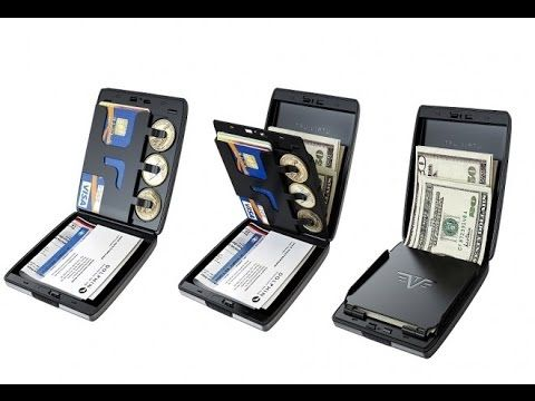 4 Modern Amp Futuristic Wallets Men Must See Youtube